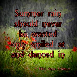 Summer Rain Meme