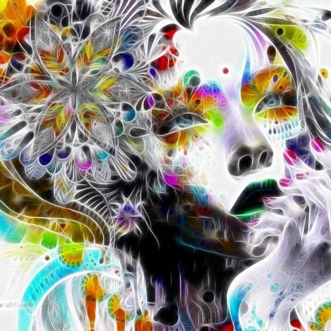 Flowered Tears