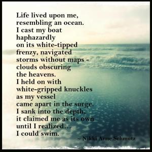 ocean, sea, beach