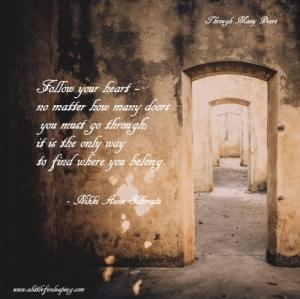 Through Many Doors